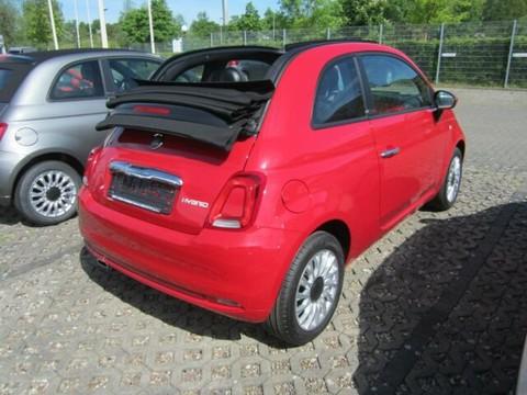 Fiat 500 Cabrio Lounge AppleCarplay