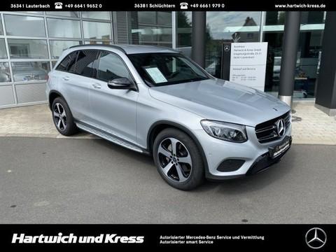 Mercedes-Benz GLC 220 d Night-Paket
