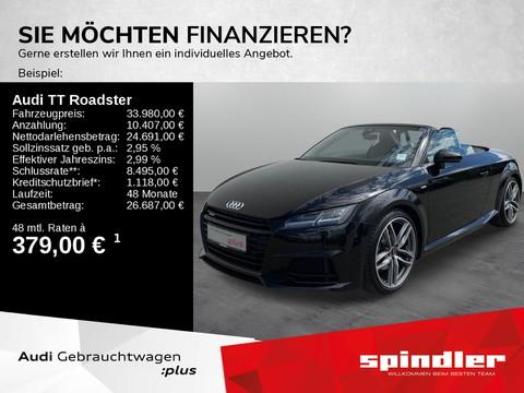 Audi TT 2.0 TDI Quattro Roadster S-Line
