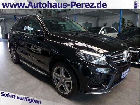 Mercedes GLE 250 d AMG ----SPUR-°