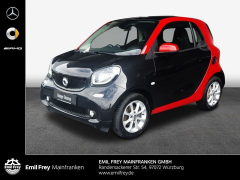 smart ForTwo coupe passion Panodach