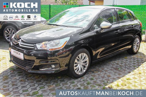 Citroën C4 VTi 120PS Selection 2ZonenKlima
