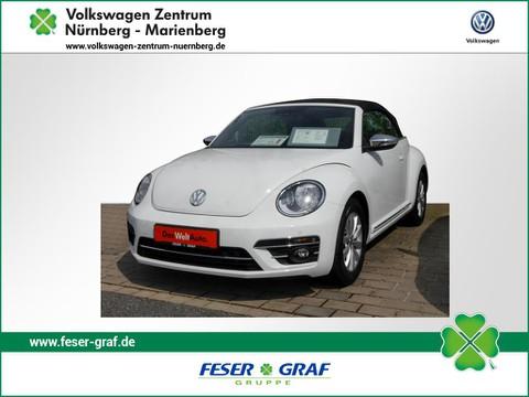 Volkswagen New Beetle 1.2 TSI Cabrio Design