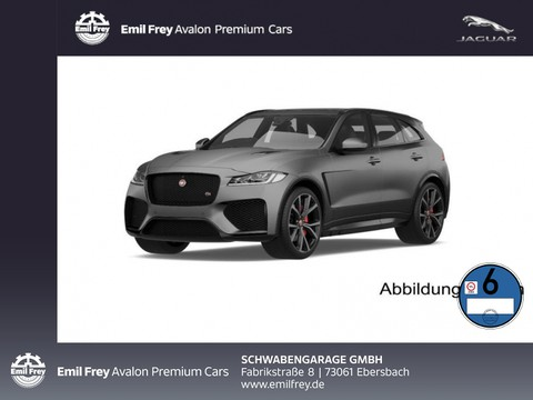 Jaguar F-Pace 20d AWD Chequered Flag Black-Pack