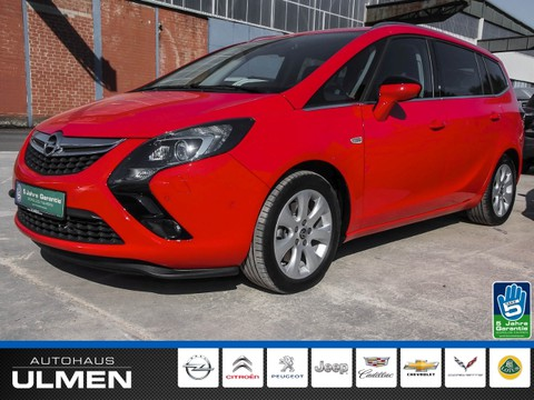 Opel Zafira Tourer 2.0 Innovation