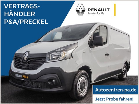 Renault Trafic 2.9 Komfort L1 t dCi 120 SORTIMO