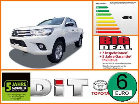 Toyota Hilux 2.4 l Double Cab Meister S