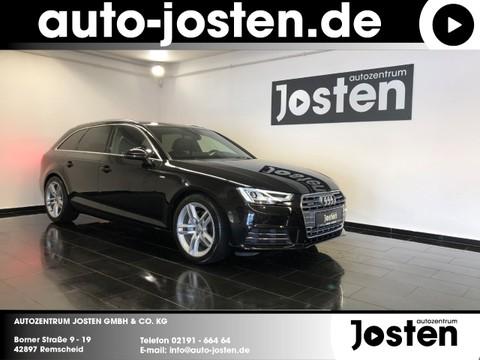 Audi A4 Avant S-line qu