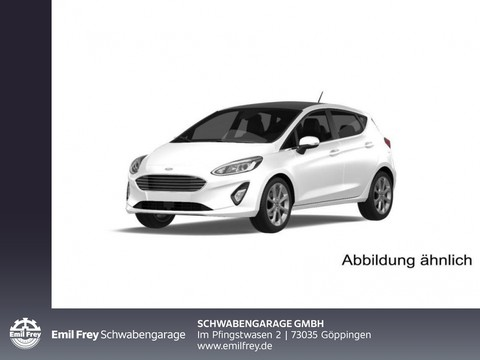 Ford Fiesta 1.0 EcoBoost ACTIVE COLORLINE 125PS