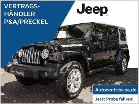 Jeep Wrangler 3.6 l Unlimited JK Edition V6 Dual-Top