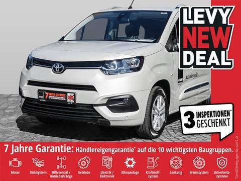 Toyota Proace City Verso Team Deutschland vo