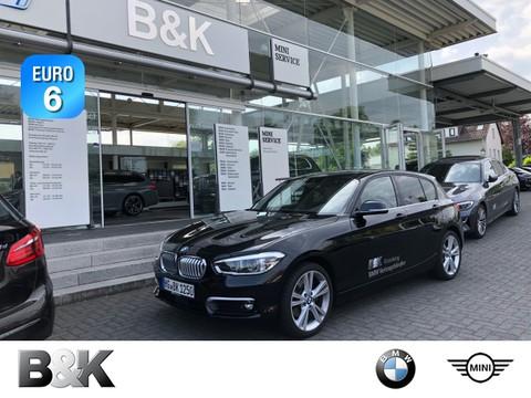 BMW 125 i 5-TÃrer Edition
