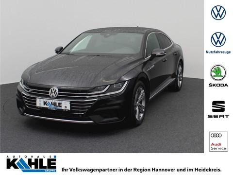 Volkswagen Arteon 2.0 TSI R-Line OPF Rear-View