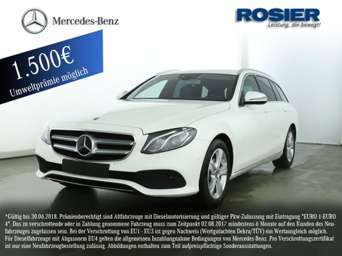 Mercedes E 200 d T Avantgarde °