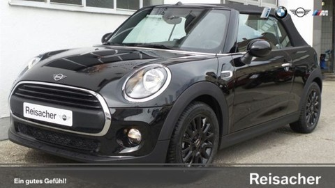 MINI One Cabrio Pepper 16