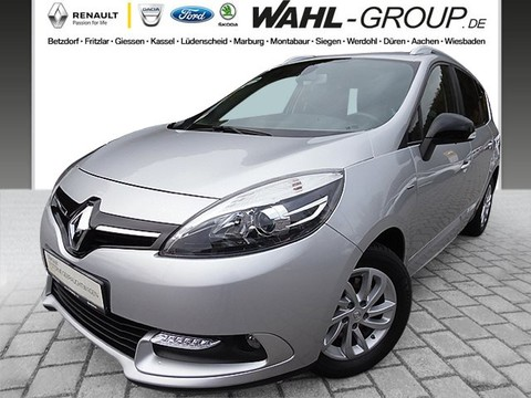 Renault Grand Scenic 1.5 III dCi 110 Limited Energy