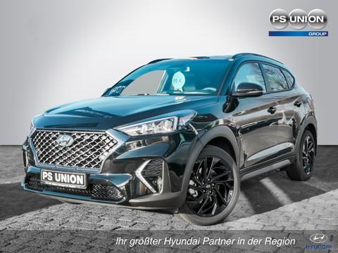 Hyundai Tucson 2.0 Crdi Mild Hybrid N-Line Comfort Plus