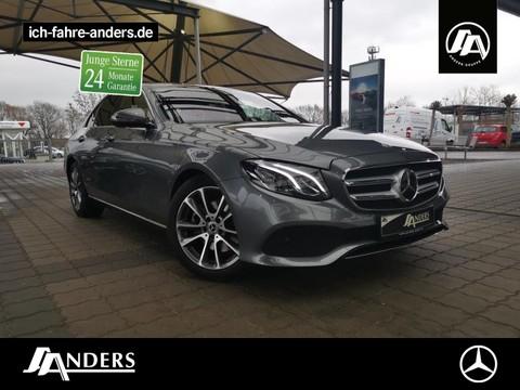 Mercedes-Benz E 300 d Avantgarde Burm