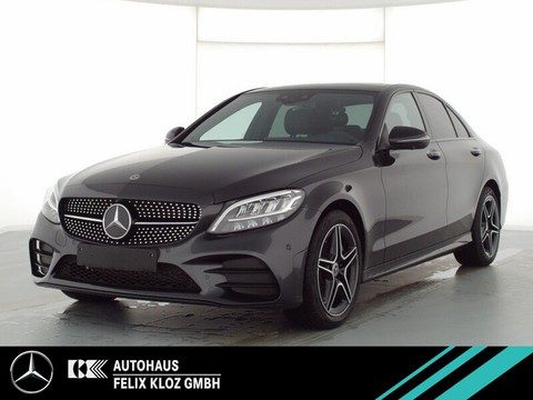 Mercedes-Benz C 300 AMG Night AirBody Carbon Memo