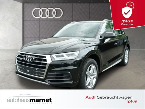 Audi Q5 3.0 TDI quattro Design Umgebungskameras