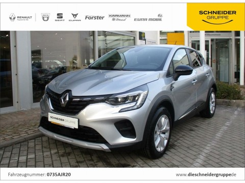 Renault Captur TCe 140 GPF Experience