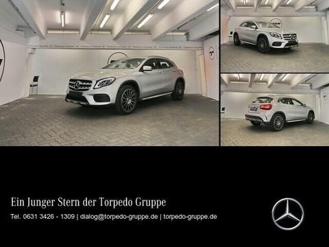 Mercedes-Benz GLA 200 PEAK AMG THERM