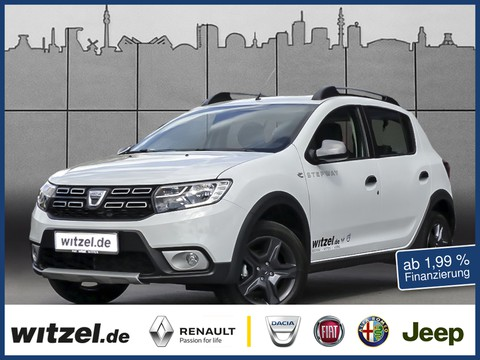 Dacia Sandero Stepway Celebration TCe 90