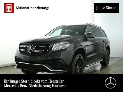 Mercedes GLS 63 AMG Driversp Fondent ° Airmat TV