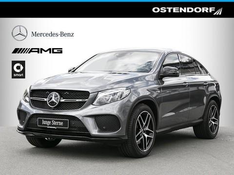 Mercedes-Benz GLE 43 AMG Coupé °