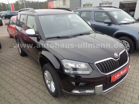 Skoda Yeti Ambition Outdoor
