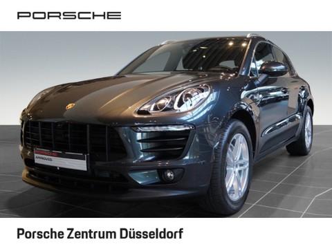 Porsche Macan S Diesel AD El Panodach