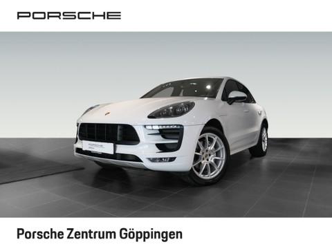 Porsche Macan S Diesel Sport