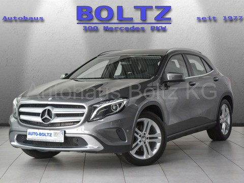Mercedes-Benz GLA 250 Urban Parkass BiX