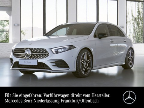 Mercedes-Benz A 180 AMG Night