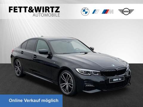 BMW 318 d M-Sport HiFi 19