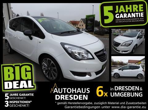 Opel Meriva 1.4 T Edition