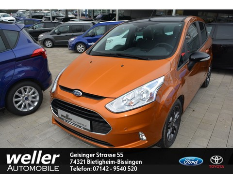 Ford B-Max 1.0 Ecoboost COLOUR-LINE