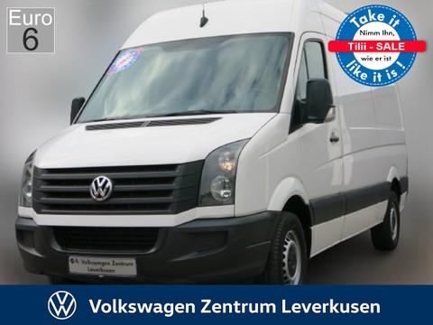 Volkswagen Crafter Kasten 35 mittel Hoch