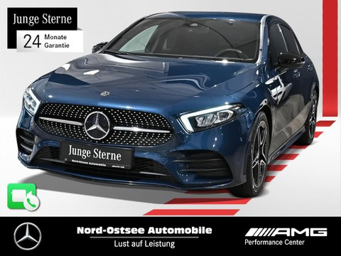 Mercedes-Benz A 200 AMG Night MBUX Ambiente