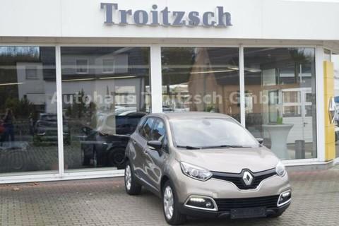 Renault Captur Luxe dCi 90
