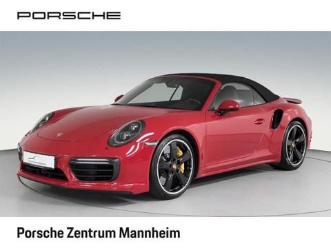 Porsche 911 Turbo S Cabriolet Burmester Sitzbel
