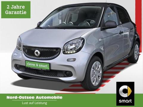 smart ForFour electric drive Elektro-Drive