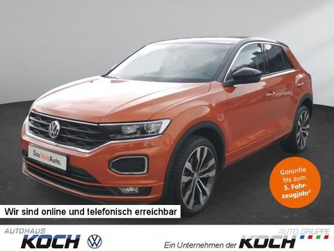 Volkswagen T-Roc 1.5 TSI United R-Line