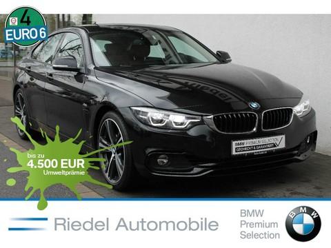 BMW 430 i Gran Coupe Sport Line 19