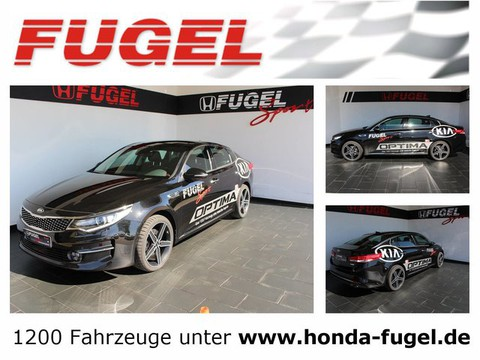 Kia Optima 1.7 CRDi Spirit Fugel Sport||