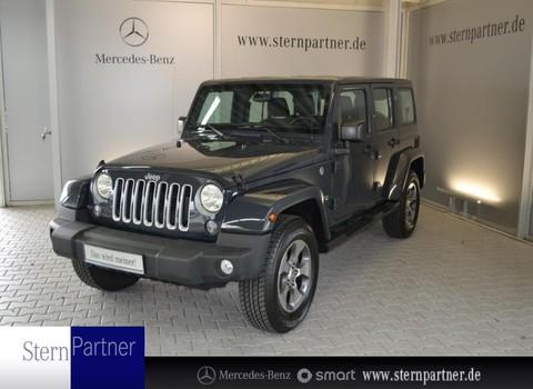 Jeep Wrangler Unlimited Sahara - Automatik