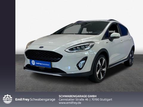 Ford Fiesta 1.0 EB Hybrid ACTIVE X Finanzierung
