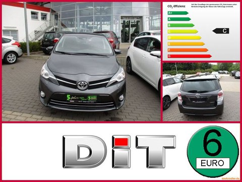 Toyota Verso 1.8 Edition-S Plus Safety