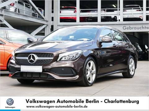 Mercedes-Benz CLA 200 SB d AMG Line
