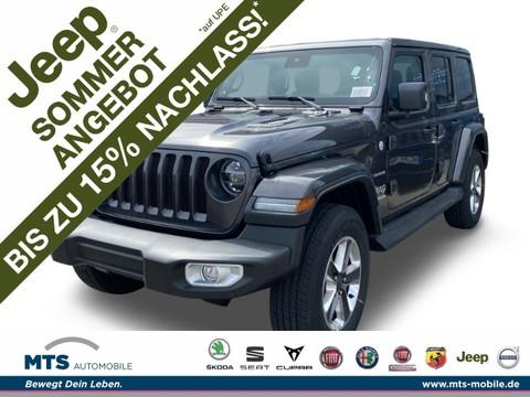 Jeep Wrangler UNLIMITED SAHARA MY21